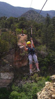 @ILove Manitou Adventures Out West Ziplines