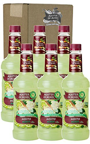 Master of Mixes Mojito Mix 3381Ounce Pack of 6 -- More info could be found at the image url.Note:It is affiliate link to Amazon.