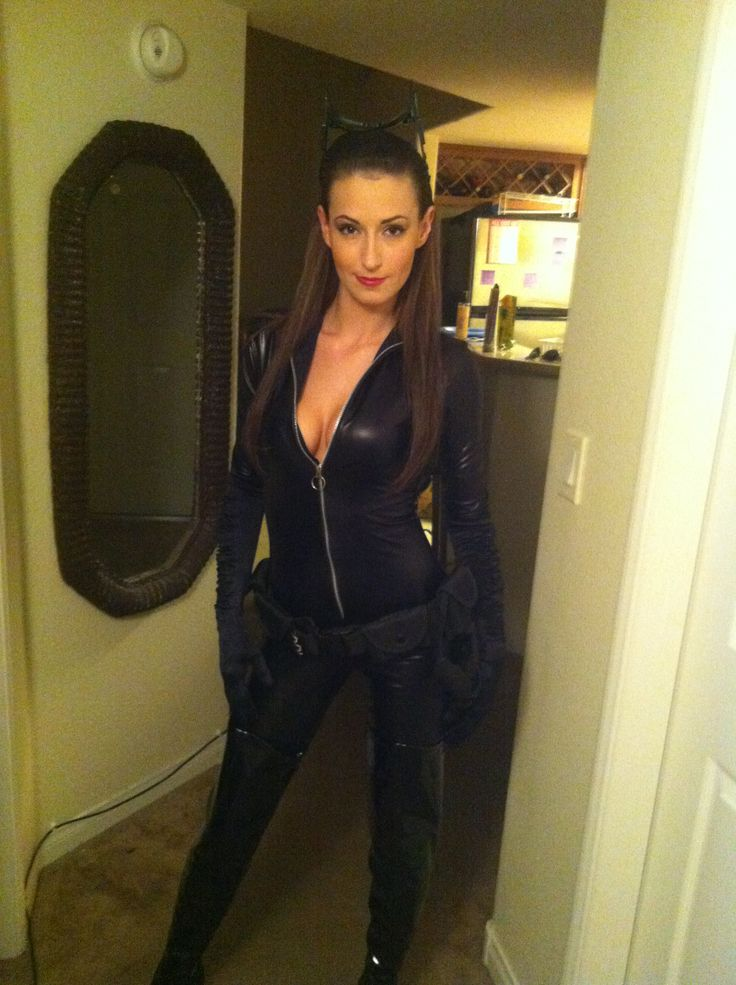 Homemade Catwoman Costume Ideas Coolest Homemade Catwoman