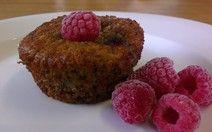 Raspberry Banana Muffins Recipe