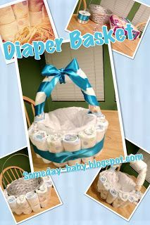 Diaper Basket Tutorial