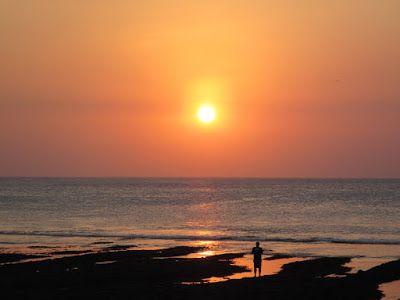 バリ倶楽部さすけのブログ: バリ島、ウルワトゥのサンセット