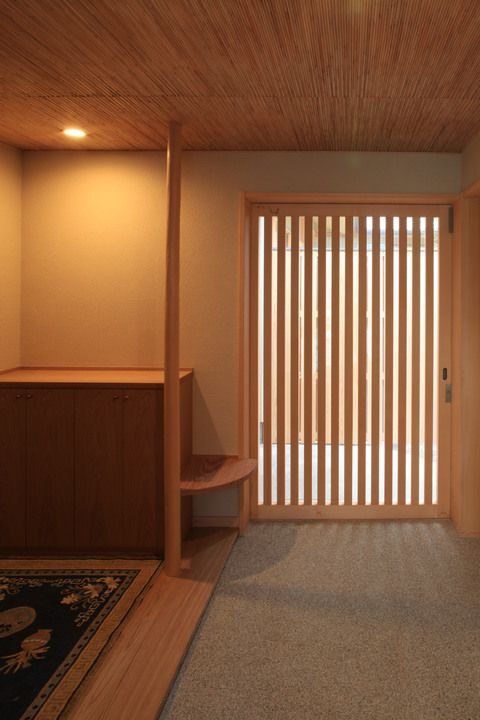 二軒の家(東の家) 横内敏人建築設計事務所