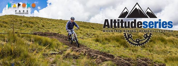 Recently described as the top destination in South Africa for high altitude training and track variety, the Afriski Altitude Series has single tracks for all level riders, coupled with amazing views of the Maluti mountains.