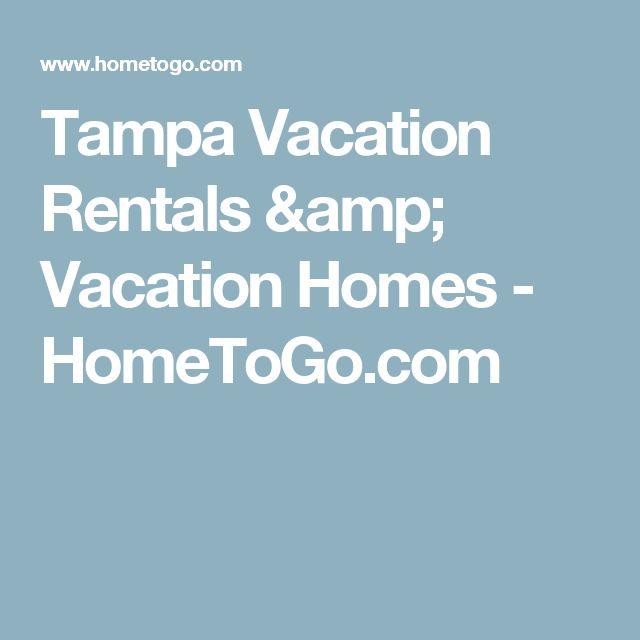 Tampa Vacation Rentals & Vacation Homes - HomeToGo.com