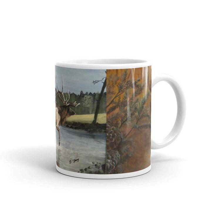 Mug made in the USA(Big Bubbas)