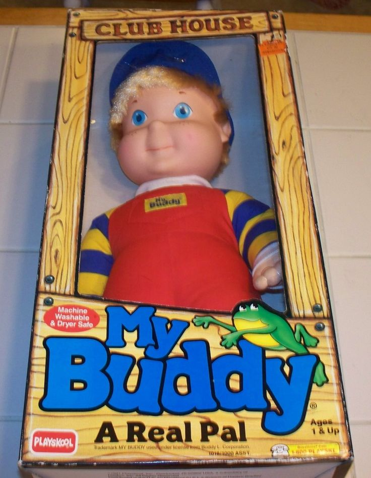 ...  the same child actor buy the name of Edan Gross did the voice for both the Corky doll and Good Guy doll, so that's pretty cool.