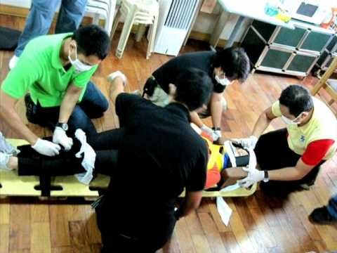EMT-Basic Training.wmv
