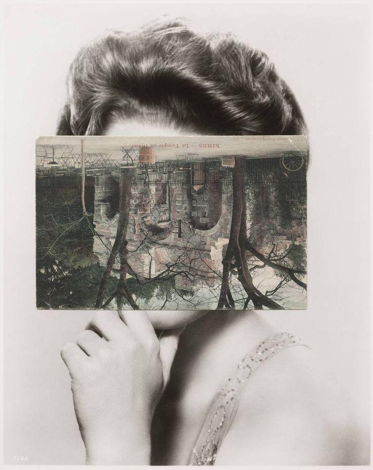 John Stezaker #collage #photography