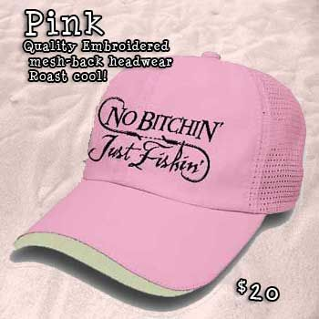 Pink Baseball Cap Bahaha I want this lol