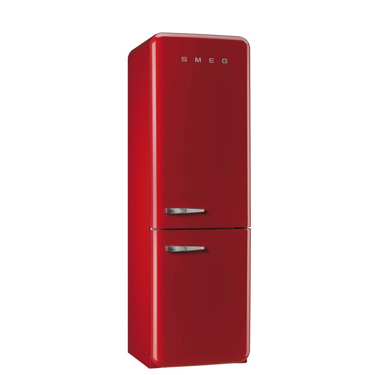 Smeg FAB32RNR 50's Retro Style Red Fridge Freezer