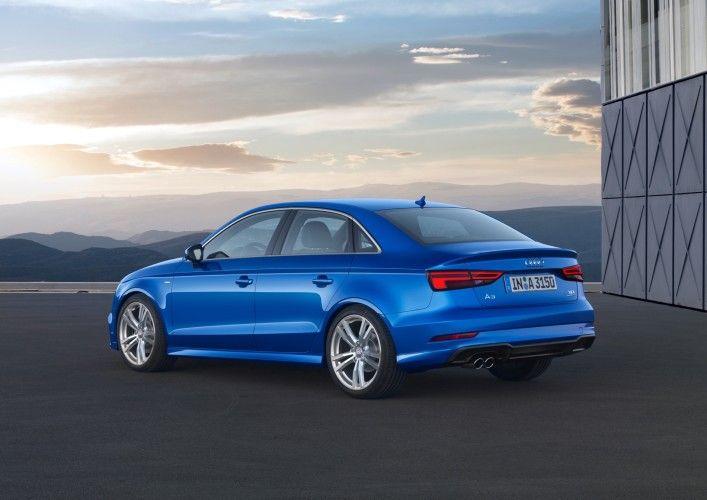 Four Door Coupe Audi A3 Liftback To Take On Mercedes Benz Cla