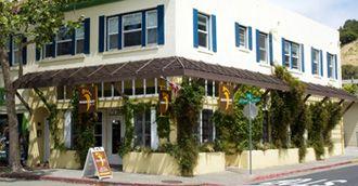 Barefoot Cafe...Fairfax, CA. Wonderful!