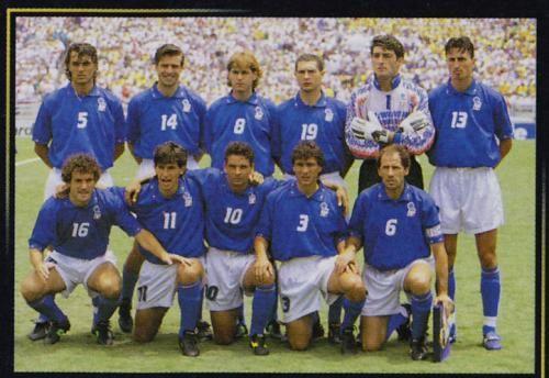 COPPA DEL MONDO DI CALCIO: XXIV. 1994: PRIMI A PARI MERITO