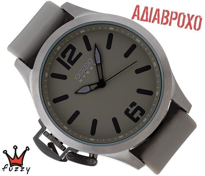 Ρολόι ανδρικό OOZOO STEEL XXL OS277