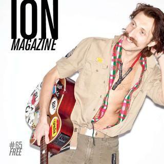ION #65 featuring EUGENE HUTZ of GOGOL BORDELLO