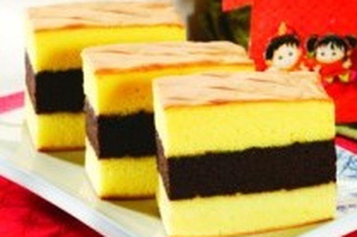 Lapis Surabaya Spesial Kue Lapis Makanan Resep Kue