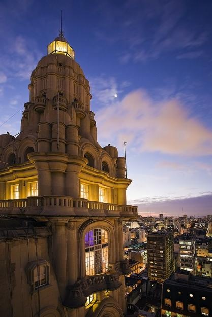 Argentina, Buenos Aires, Palacio Barolo. For the best art, food, culture, and travel in Argentina head to http://bit.ly/CultureTripArgentina