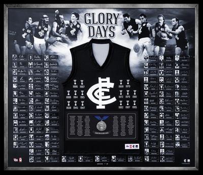 Champions of Carlton - Glory Days - Edition #95