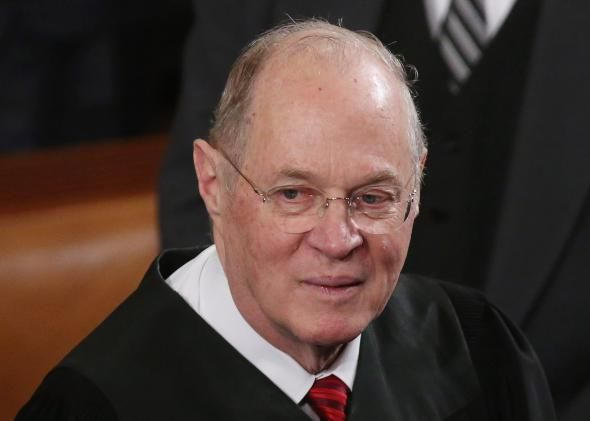 The Beautiful Closing Paragraph of Justice Kennedy's Gay Marriage Ruling