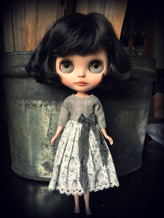 Woodland Neo Blythe Dress