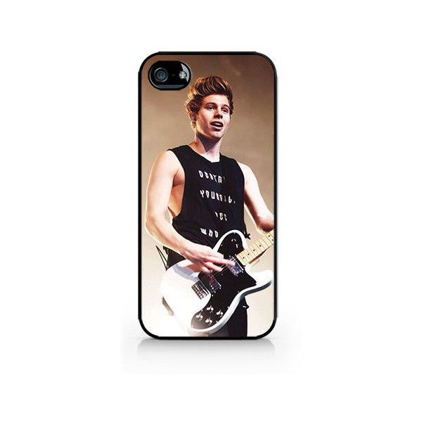 IPC-361 - Luke Hemmings - Luke - Lucas - 5SOS - 5 Seconds of Summer -... ($1.99) ❤ liked on Polyvore featuring accessories, tech accessories, 5sos, phone case and e...