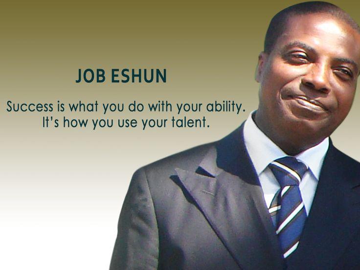 #JobEshun - A Successful Career AS Entrepreneur in Denmark