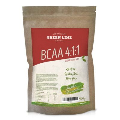 En BCAA som garanterat är helt vegansk och framställd av majs. Dem fräscha smakerna kommer ifrån helt naturliga smakaromer och den är givetvis både mjölk- och laktosfri såsom GMO-fri!