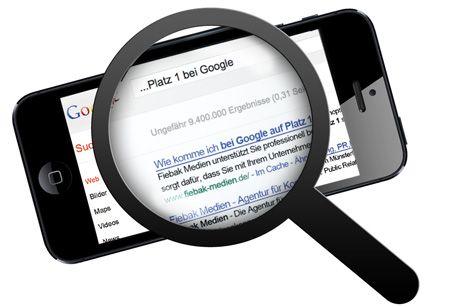 Suchmaschinenoptimierung: Damit Sie besser gefunden werden!