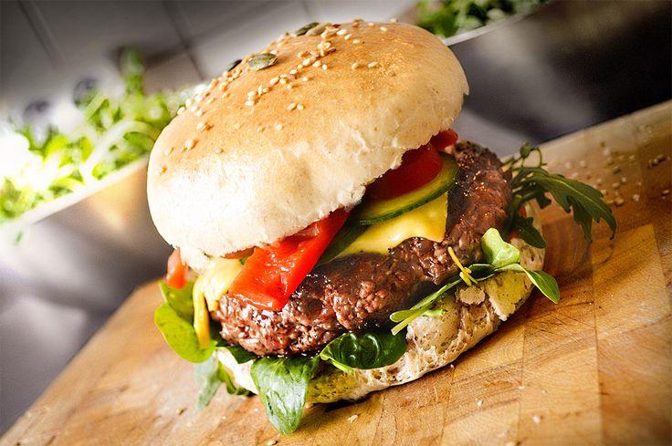 Cheatday Deluxe: Burger selber machen… Und wie! #beef #burger #selfmade #foodporn #cheatday