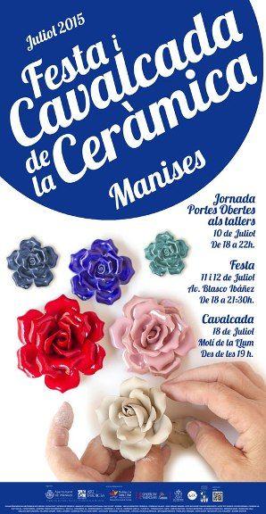 Fiesta y Cabalgata de la Cerámica de Manises 2015 - http://www.valenciablog.com/fiesta-y-cabalgata-de-la-ceramica-de-manises-2015/