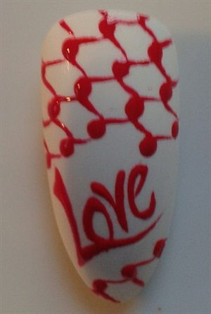 So in Love Nail Art - Style - NAILS Magazine