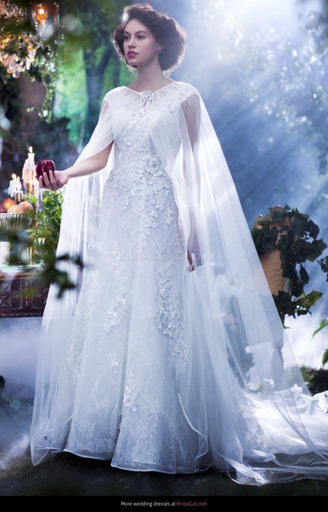 7 robes de mariees sublimes inspirees par les princesses disney