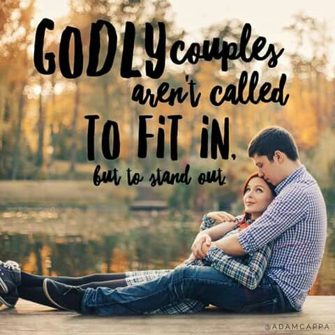 Godly couples