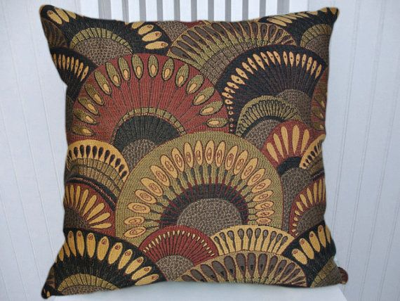 Suzani Decorative Pillow CoverNEW 18x18 or by CodyandCooperDesigns