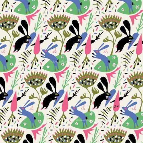 Happy ? Mitou ! Illustration Blog !!!!  Sarah Andreacchio.