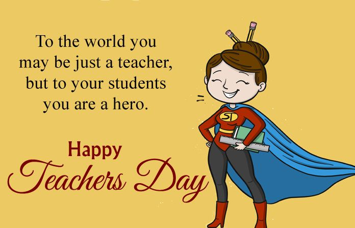 Cute Greeting Images For Best Teachers Teacher Happyteachersday Teachersdaythought Happy Teachers Day Happy Teachers Day Message Teacher Appreciation Quotes