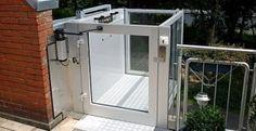 Mini ascenseur intérieur, privatif et monte-charge, les prix