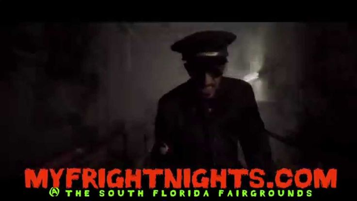Fright Nights @ The South Florida Fairgrounds 2014 TV Commercial - YouTube