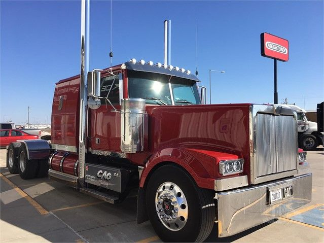2007 Western Star 4900ex Lowmax At Truckpaper Com Big Trucks Western Star Trucks Built Truck