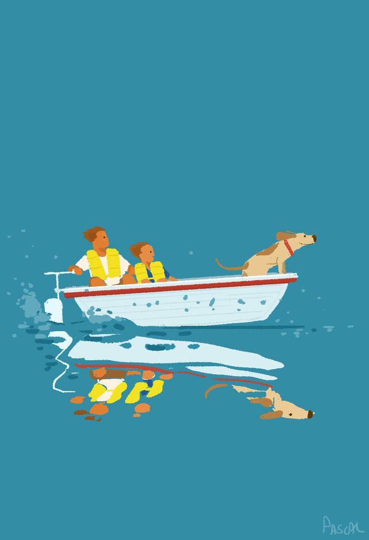 Boat. by PascalCampion on DeviantArt