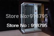 luxury steam shower enclosures bathroom steam shower cabins jetted massage walking-in sauna room 8052