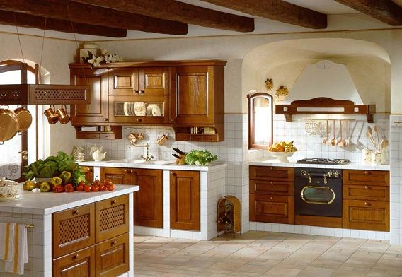 Cottage Style Kitchens