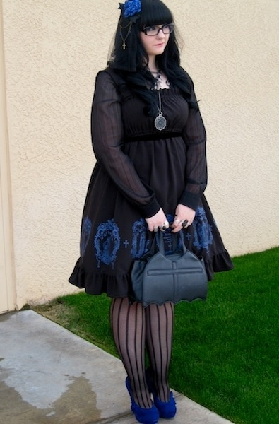 1000 Images About Plus Size Goth Girls Style Op Pinterest