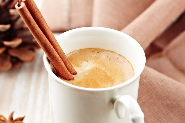 Cinnamon Dolce Smoothie - Approx. 300 calories per serving #UWeightLoss