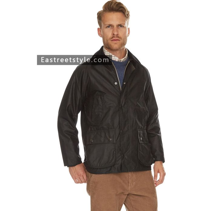 Men Barbour Bedale Waxed Jacket at www.eastreetstyle.com #Barbour Jackets Sale