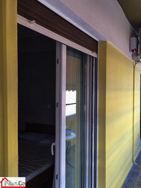 Ολική Ανακαίνιση στο Μετς - Βεράντα - Κουφώματα