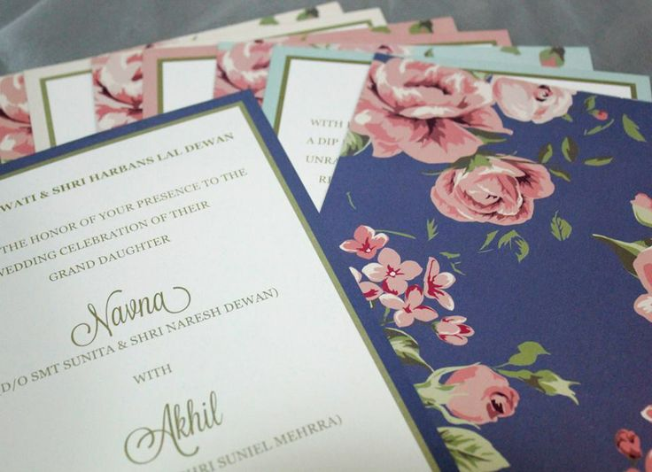 26 best wedding cards images on pinterest bridal invitations october design solutions mumbai review info wed me good stopboris Images