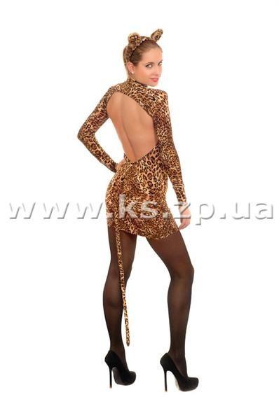 Карнавальный костюм леопарда для взрослых