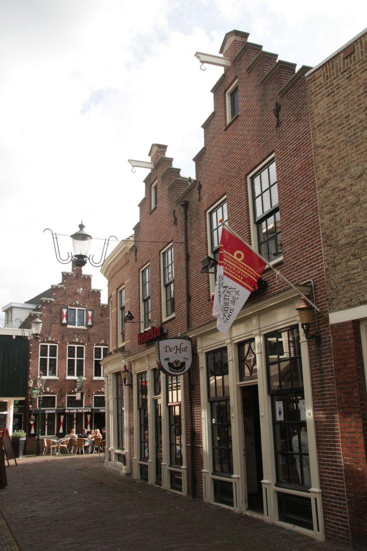 Klauwershoek, Zaandam, Noord-Holland.